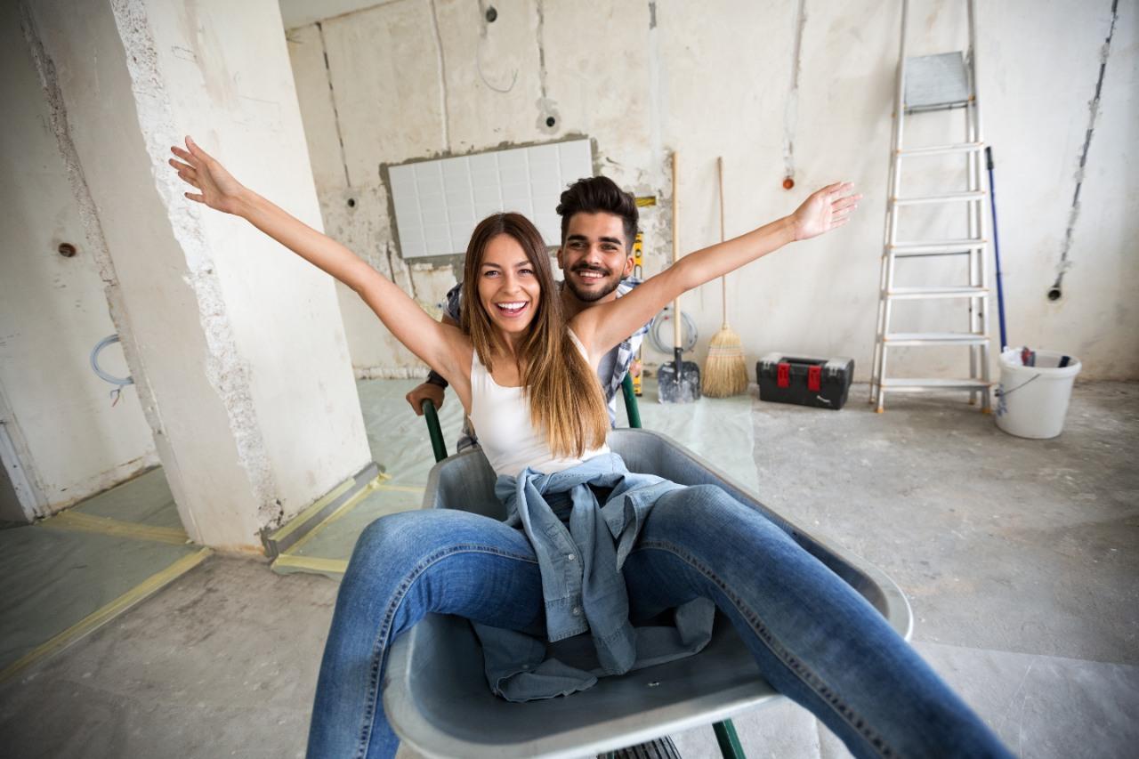 lenen renovatielening of verbouwingslening snel en gemakkelijk
